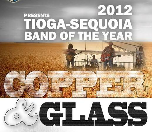 Copper and Glass Promo Shot