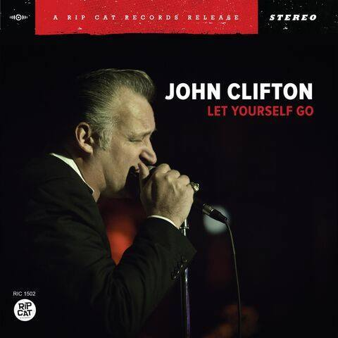 John Clifton CD Release