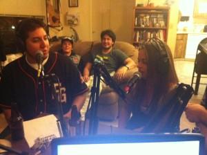 In Studio with Blimprov