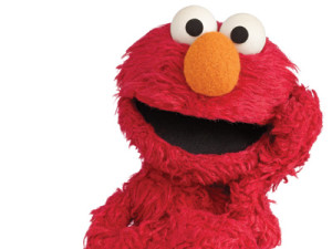 Our ill fated guest tonight, Elmo.