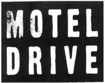 Motel Drive Logo
