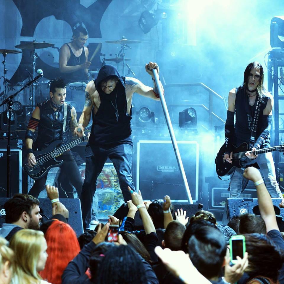 Orgy rock band