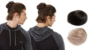 Clip on Man-Bun???