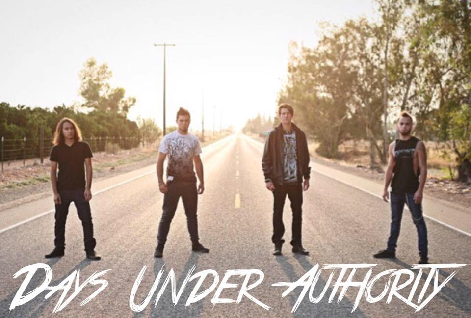 Days Under Authority Header