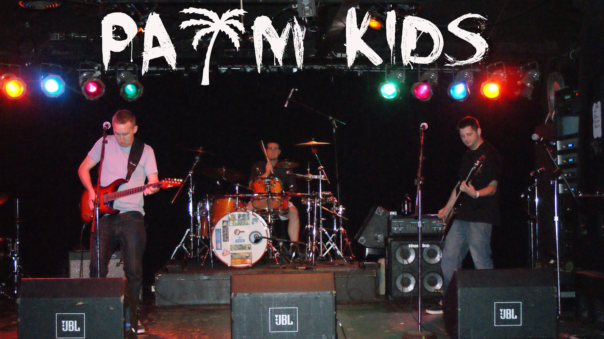 Palm Kids Band 3