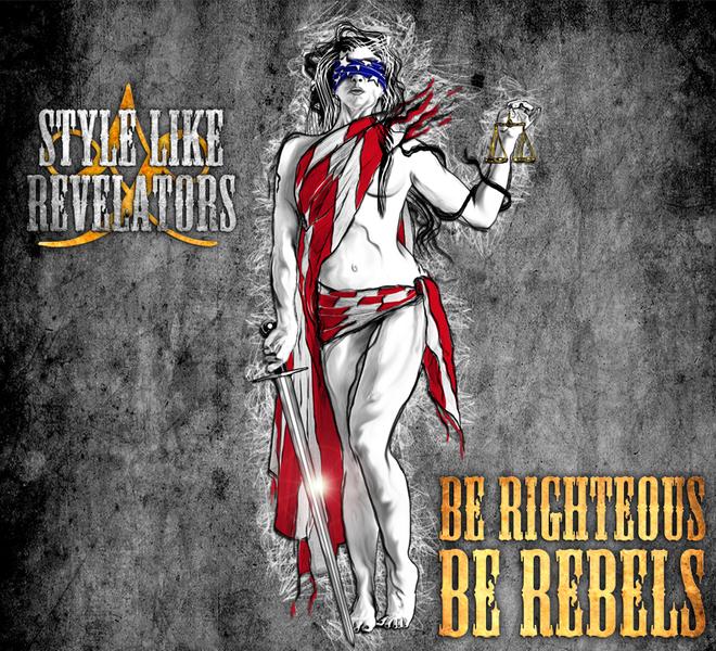 Style Like Revelators Cover