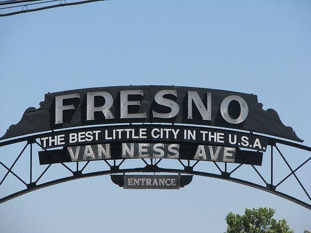 Fresno Sign