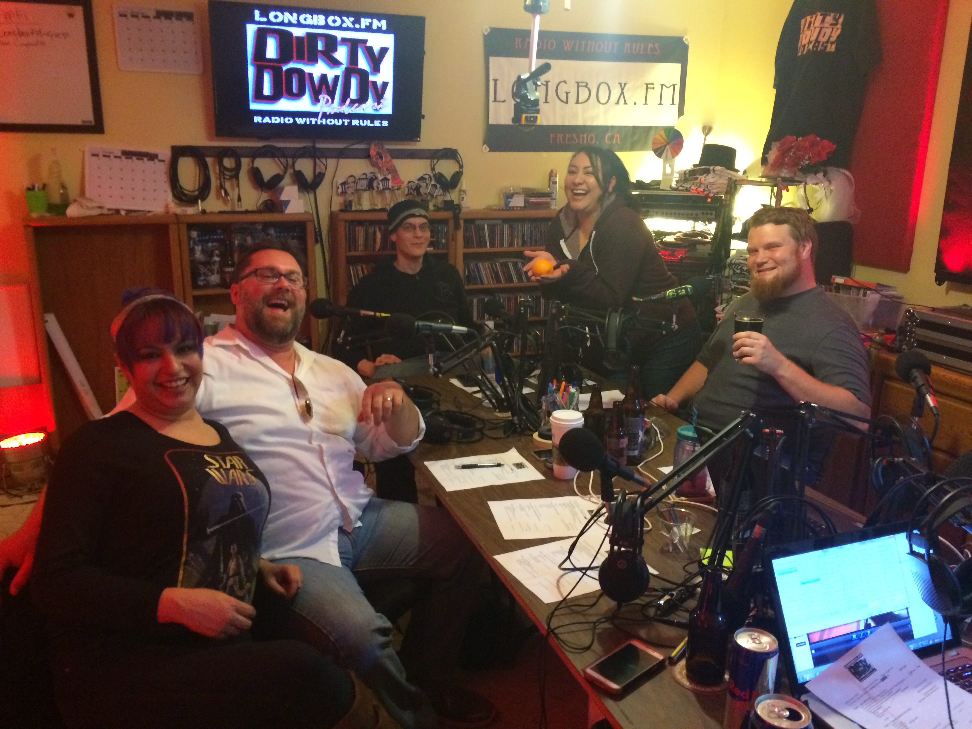 #DDPLive Crew with Philip Teresi
