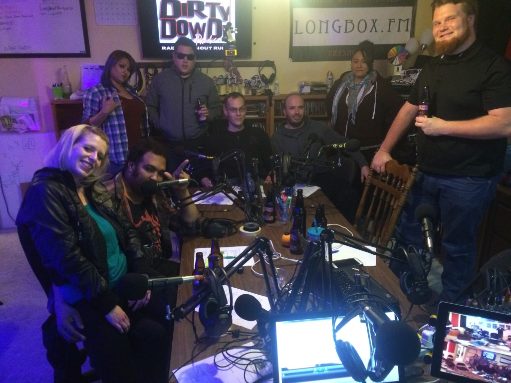 DJ Aesop and the #DDPLive Crew