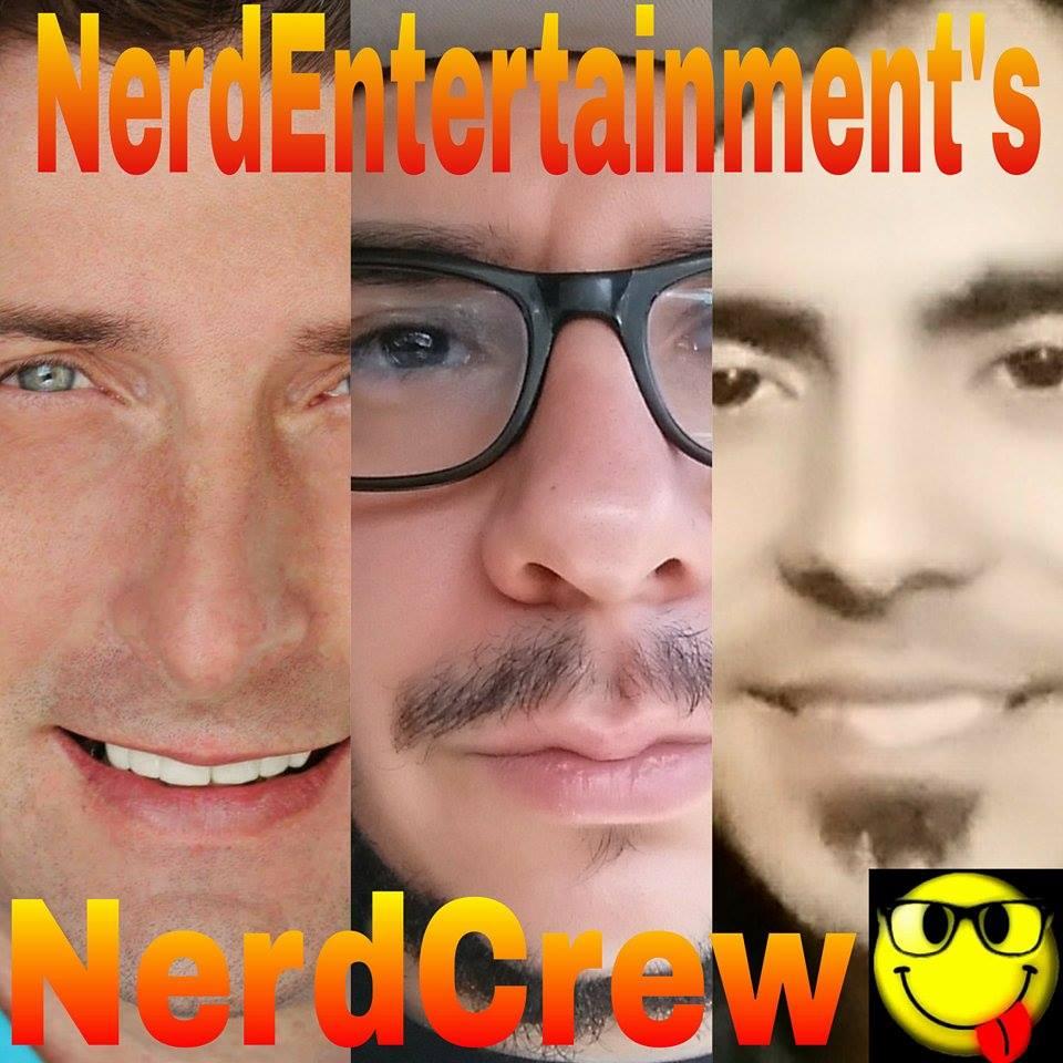 Nerd Crew Cast