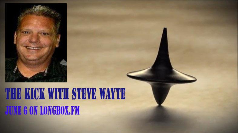 160606 The Kick Steve Wayte