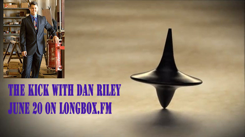 160620 The Kick Dan Riley
