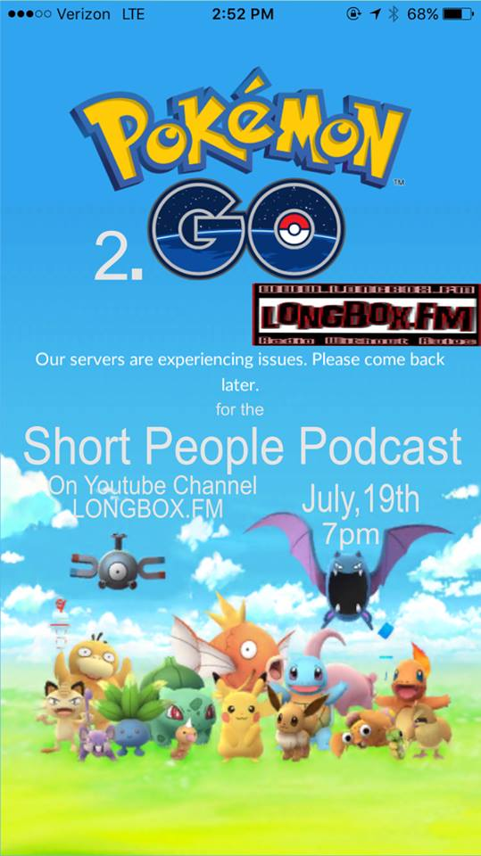 The Short People Podcast
