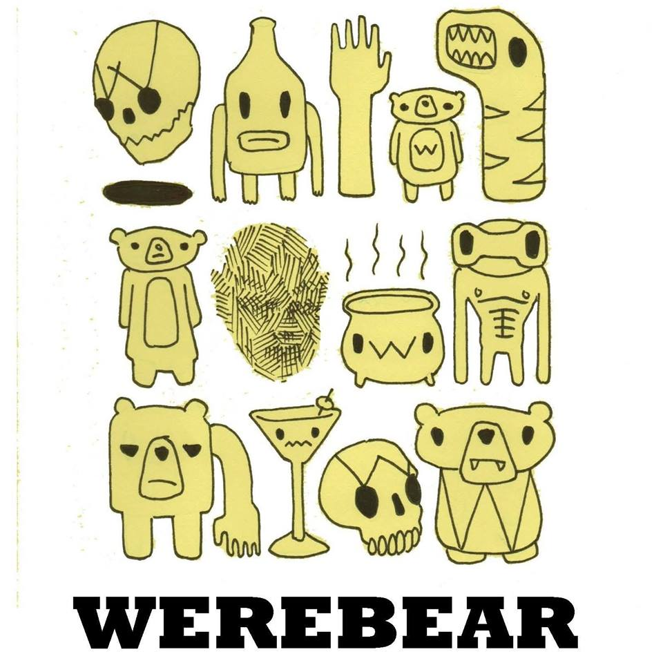 werebear-album-cover-honey
